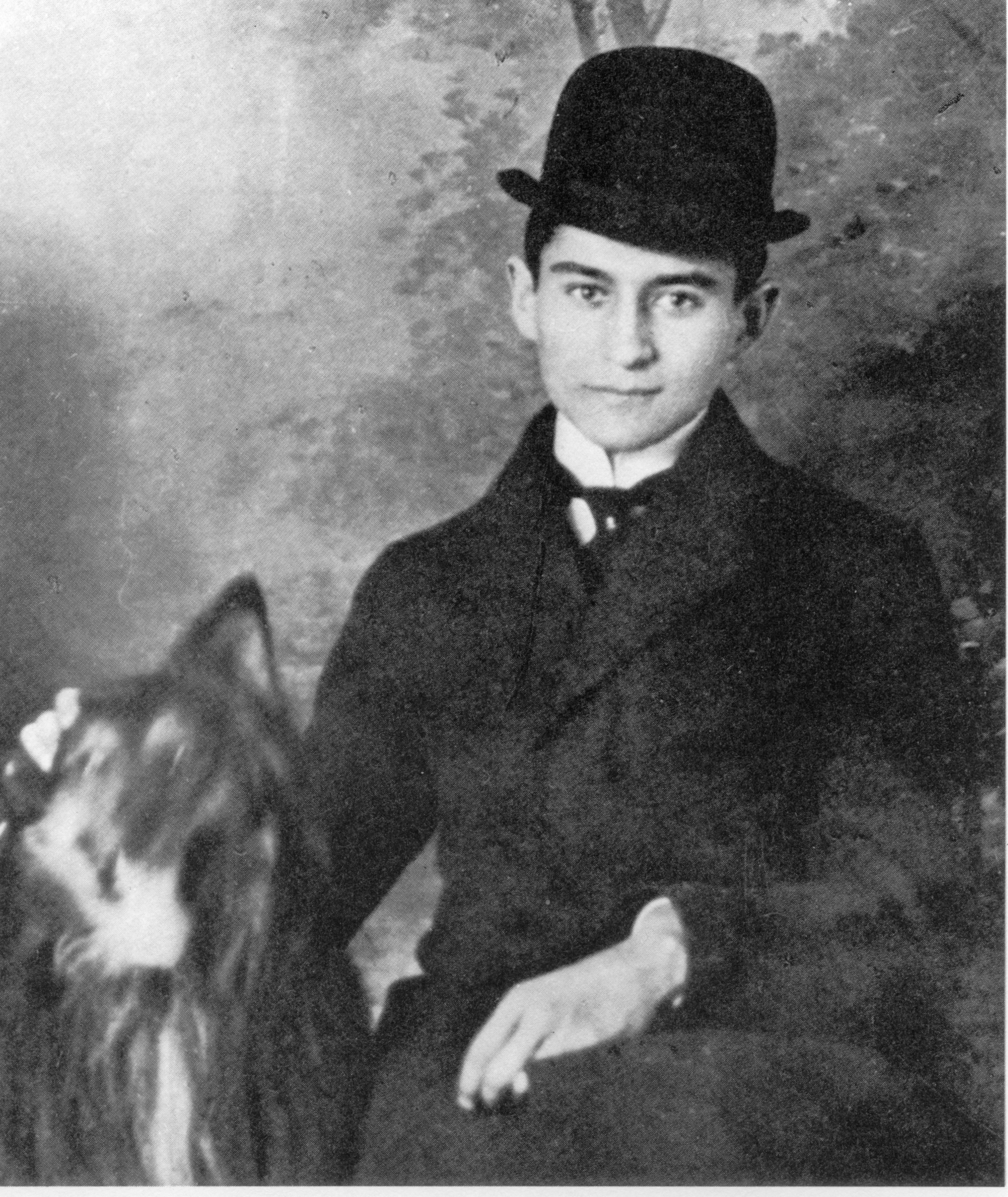 franz kafka No one sings as purely as those who inhabit the deepest hell—what we take to  be the song of angels is their song - franz kafka, 1920.