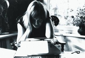 writers at work - ingeborg bachmann