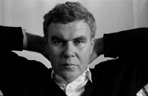 Raymond Carver, pictured in Syracuse, New York, in 1984.  Image by   Bob Adelman/Corbis