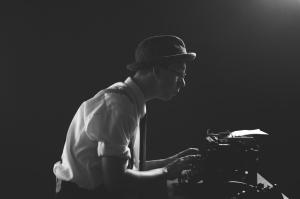 vintage-writer-at-old-typewriter