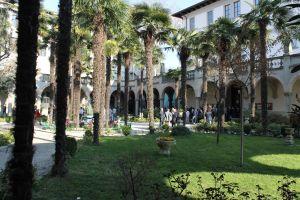 L'Istituto Vescovile Barbarigo, sede dei corsi a Padova